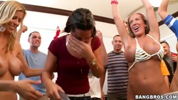Wild college party with Alexis Fawx and friends