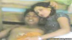 Indian Couple Make A Porno