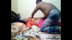 Hot Indian Couple  Fuck At Home
