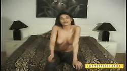 Indian girl masturbating for money