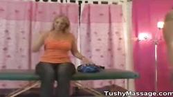 Lesbian Massage (Low Quality)