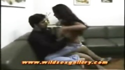 Cute Hot Indian Gives A Nice Blowjob