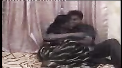 Old clip of Bangladeshi Wife Rimming Hubby