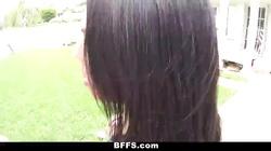 BFFS - Sorority Sluts Haze Big Tittied Teen