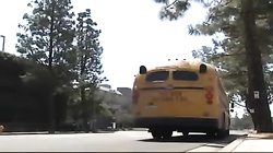 School Girl fucked by Business man in the Bus