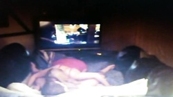 Homemade amatuer couple getting it in on the couch part 1