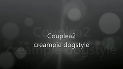 Creampie doggystyle