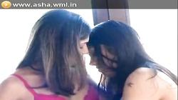 Wet Indian lesbian girls peeing