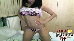 Sexy Indian Girl On Webcam Show Exposing Herself Off Online