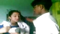 Desi College Couple Kiss Fuck