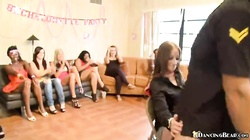 Hardcore fucker banging with slender girls in a hot video