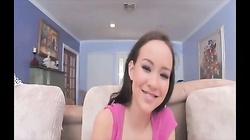 tiny teen asain Amai Liu first time anal