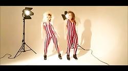 Russian Twerking - Nastya and Yana