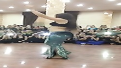 Alla Kushnir sexy Belly Dance part 104