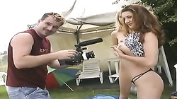 Julie Silver Outdoor Foursome