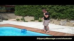 slippery nuru massage orgasm