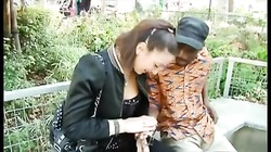 BLACK GANGBANG anal babe double penetration