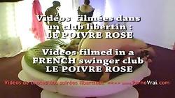 Camera espion en soiree privee ! French spycam191