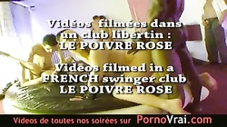 Camera espion en soiree privee ! French spycam194