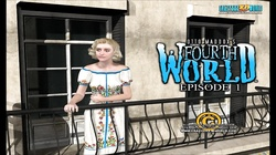 3D Comic: Fourth World 1-2