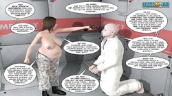 3D Comic: Habitat 5. Episode 13