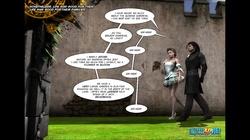 3D Comic: Legacy 2-4