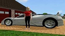 LORELLI: An Autobiography Part#1 Sims2 Animation