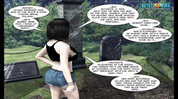 3D Comic: Shadows of the Past. Episode 3