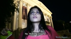 Sexy Public Agent fucks another tricked brunette on the cam