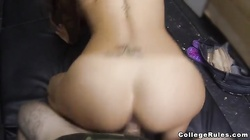 Threesome with two amazing lesbians with sexy tattoo