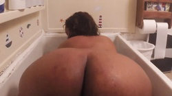 My wet bubble butt (Part - 1)