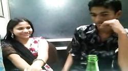 Indian Desi sexy girl in churidar