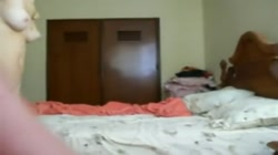 Indian Newly Wed Couple Honeymoon In a Hotel-Clips