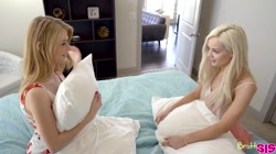 Elsa jean and Hannah hays bratty sis