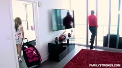 Stepmom Fucks Son for revenge on working Dad (Part 1 of 4)
