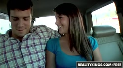 Reality Kings - Bailey Lane Ramon Nomar - Amateur teen tries porn