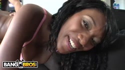 BANGBROS - Black MILF Naomi Banxxx Is Thick And Juicy! Watch Her Fuck!