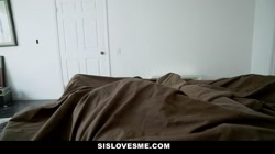 SisLovesMe - Morning Wood Sucked By Stepsister