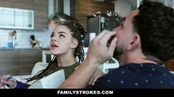 FamilyStrokes - Sloan Harper Pleases Her Horny Stepbro