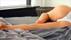 MILF gets awaken and fucked so good by a black guy