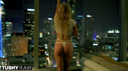 TUSHYRAW New In Town Teen Is Addicted To Gaping