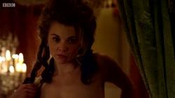 "Natalie Dormer in \""The Scandalous Lady W\"""
