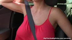 Busty Babe Gets Fucked Hard On Date Night