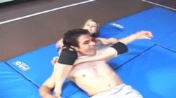 Honey - mixed wrestling