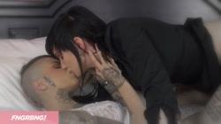 FULL VIDEO - Honey Gold Gets Strapon in Interracial Lesbian Cuckold