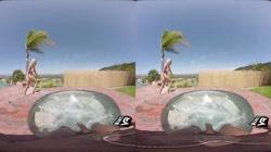 WankzVR - Big Black COCK VR with Kagney Linn Karter