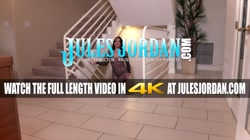 Jules Jordan - Kissa Sins Has Dredd Go Up Her Ass!