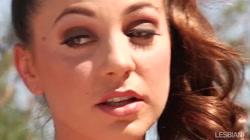 Abigail Mac and Kissa Sins Lesbian X