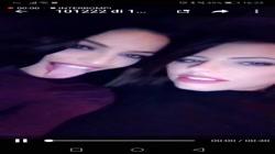 Hot lesbian kiss - Kissa Sins and Adriana Chechik