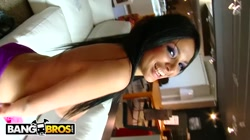 BANGBROS - Euro Babe Anissa Kate Shows Off Her Big Tits and Big Ass